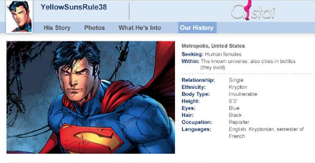 Creare un profilo anonimo sui siti di incontri